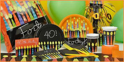superdecoraciones decoraciones para 40 a os On decoracion 40 años