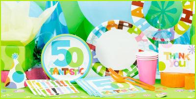 Superdecoraciones decoraciones para 50 a os for Decoracion salon 50 anos hombre