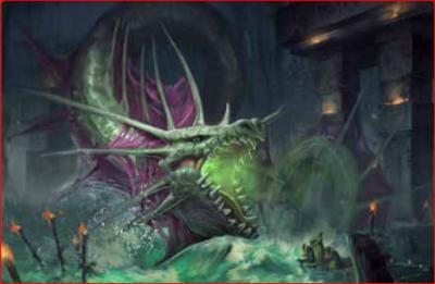 Dragones (parte 2) Sierpe