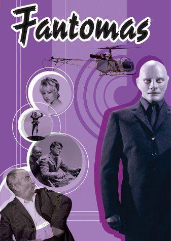 Videodrom Shop Louis De Funes Fantomas