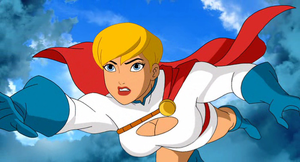 Image of Power Girl-3