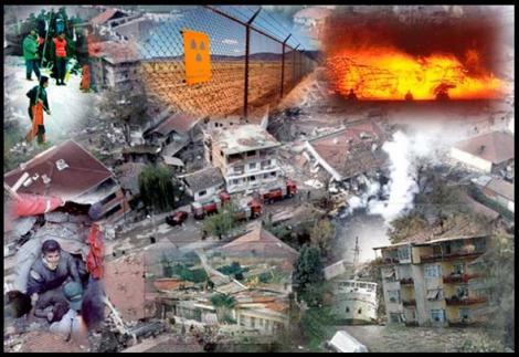 Do�al Afetler - Deprem
