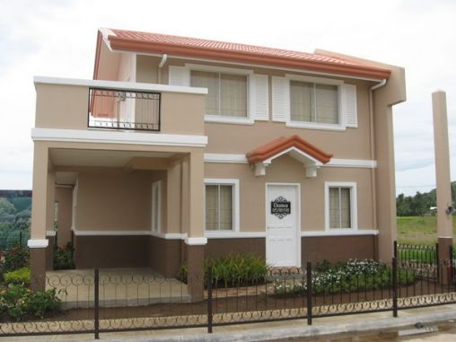 Camella Homes Elaisa Model House