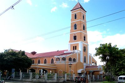 Tacloban City Leyte Wedding In October