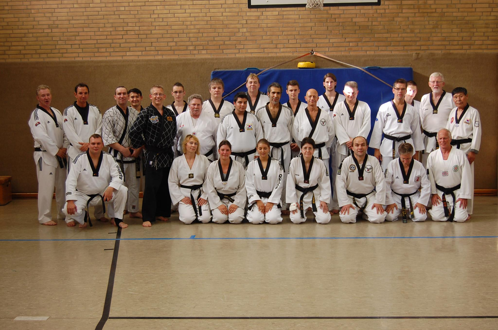Taekwondo Ralf Pomorin Biografie
