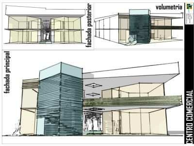 Taicogroup arquitectura - Alzado arquitectura ...