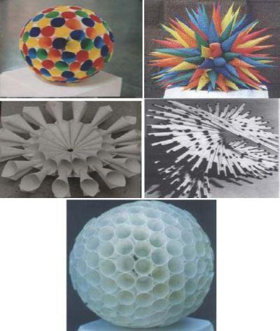 Sınıflarda hazır birimlerle özgün tasarımlar taş plastik