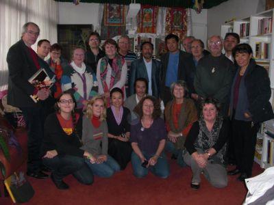 r union inter associative au bureau du tibet paris 27 octobre 2012. Black Bedroom Furniture Sets. Home Design Ideas