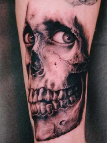 Dark Tattoos on Tattoo Fashion   Dark Tattoos