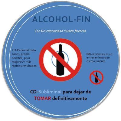 El preparado del alcoholismo mst