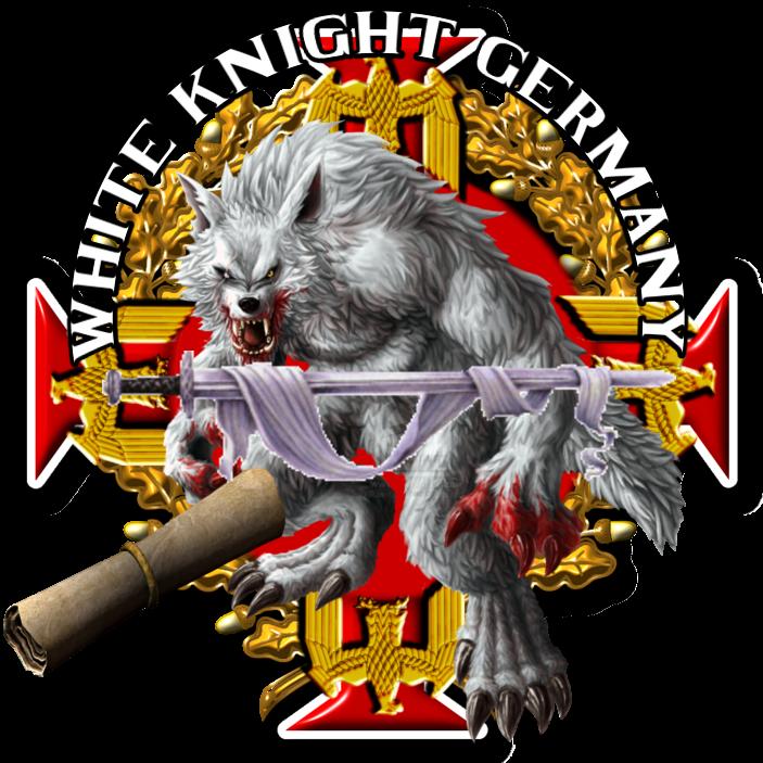 WHITE KNIGHTS G... Ojo White Knight Logo