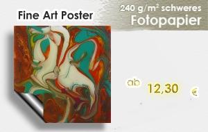 Fine Art Poster in kostengünstige Premium Qualität