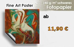 Fine Art Poster in kosteng�nstige Premium Qualit�t