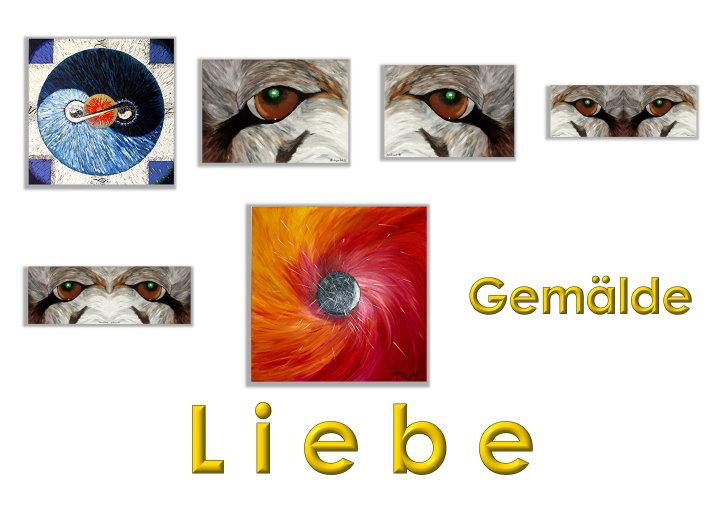Zur Online Kunstaustellung Gemälde mit Liebe von christian grünberger TIAN GREEN