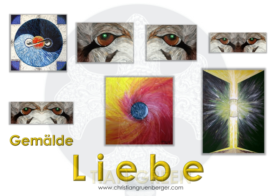 Collection Liebe die Gem�lde von christian gr�nberger TIAN GREEN