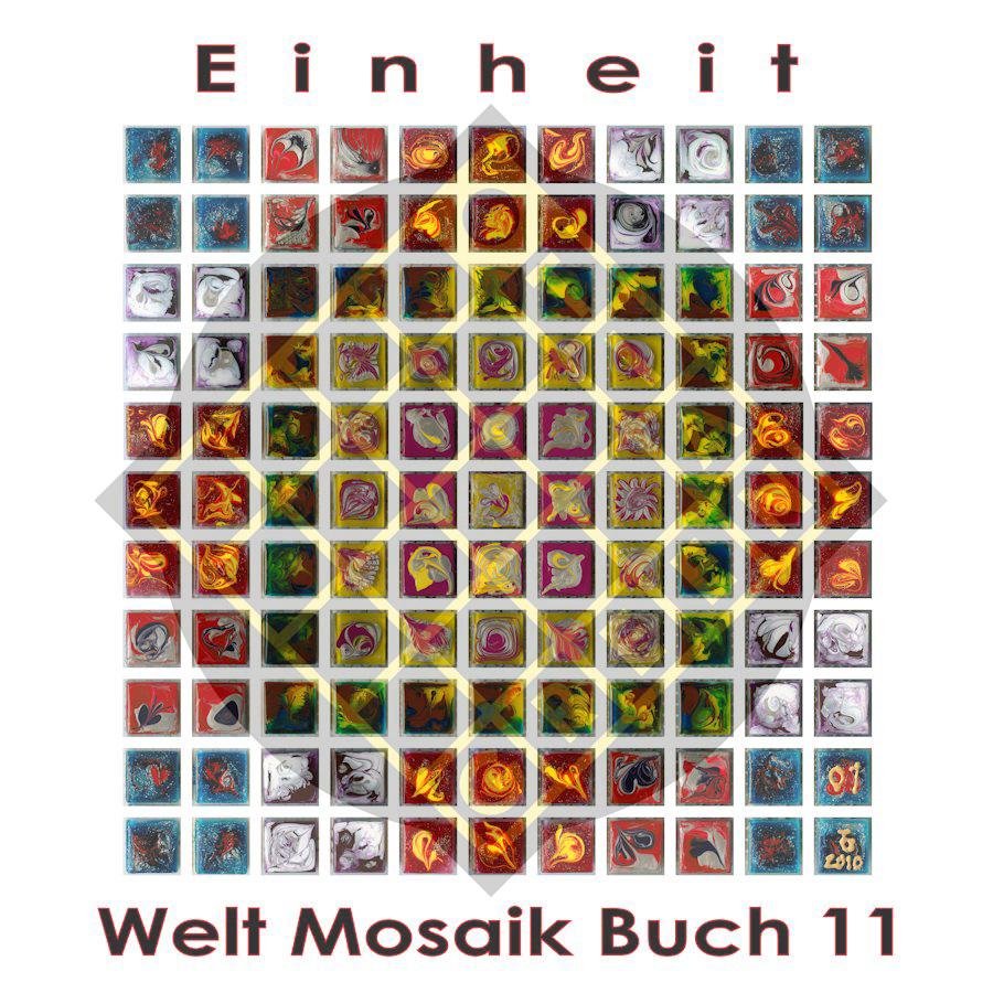 Welt Mosaik Buch 11 - Einheit