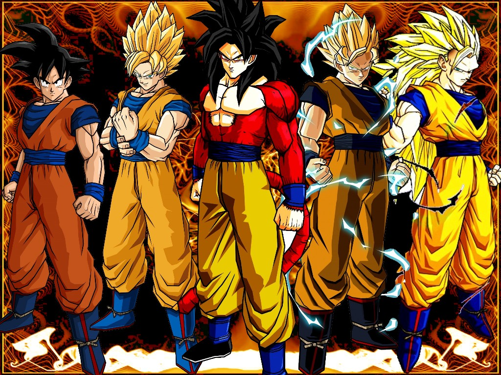 Historia De Goku [Dbz]