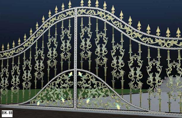 Bahçe kapıları