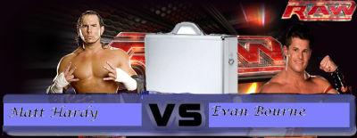 Matt Hardy Vs Evan Bourne Clasificacion Para El Money In The Bank Ev