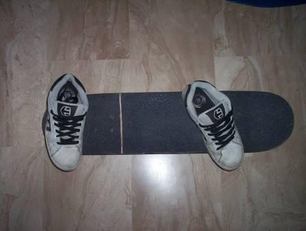 Como hacer trucos en el skate