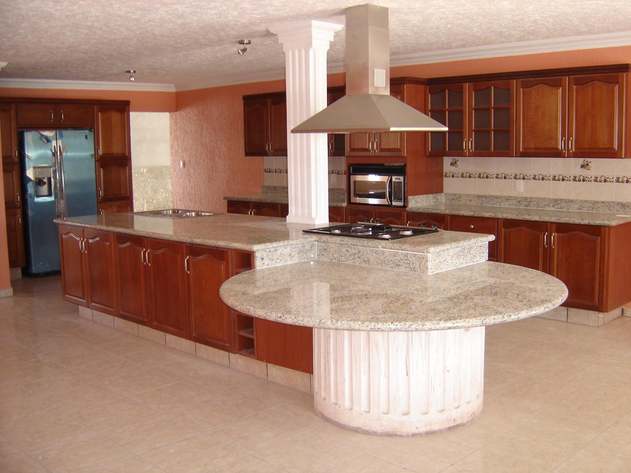 Marmol en cocinas imagui - Cocinas de marmol ...