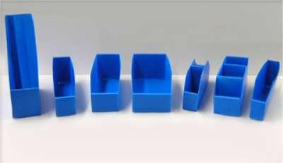 Todo para negocios 6 cajas de repuestos - Cajas de polipropileno ...
