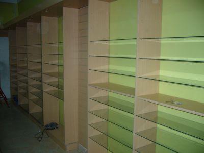 Todo para negocios 13 3 librerias - Estanterias para perfumerias ...