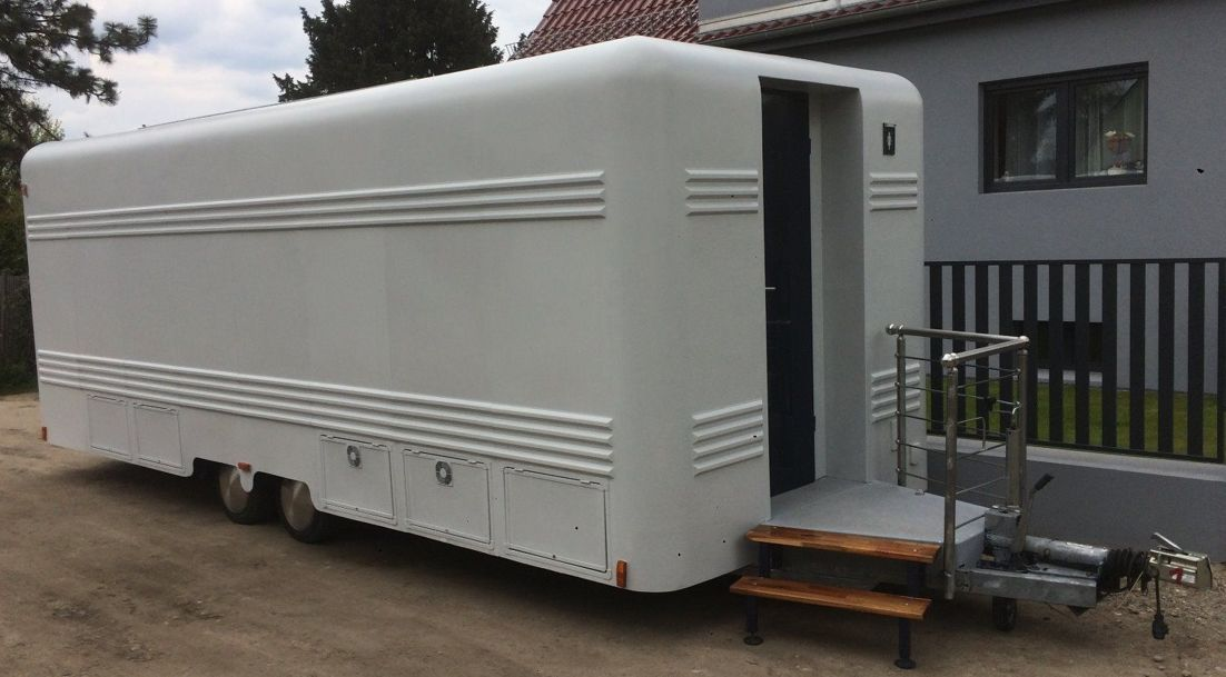 Toilettenwagen DELUXE Krecksch GbR