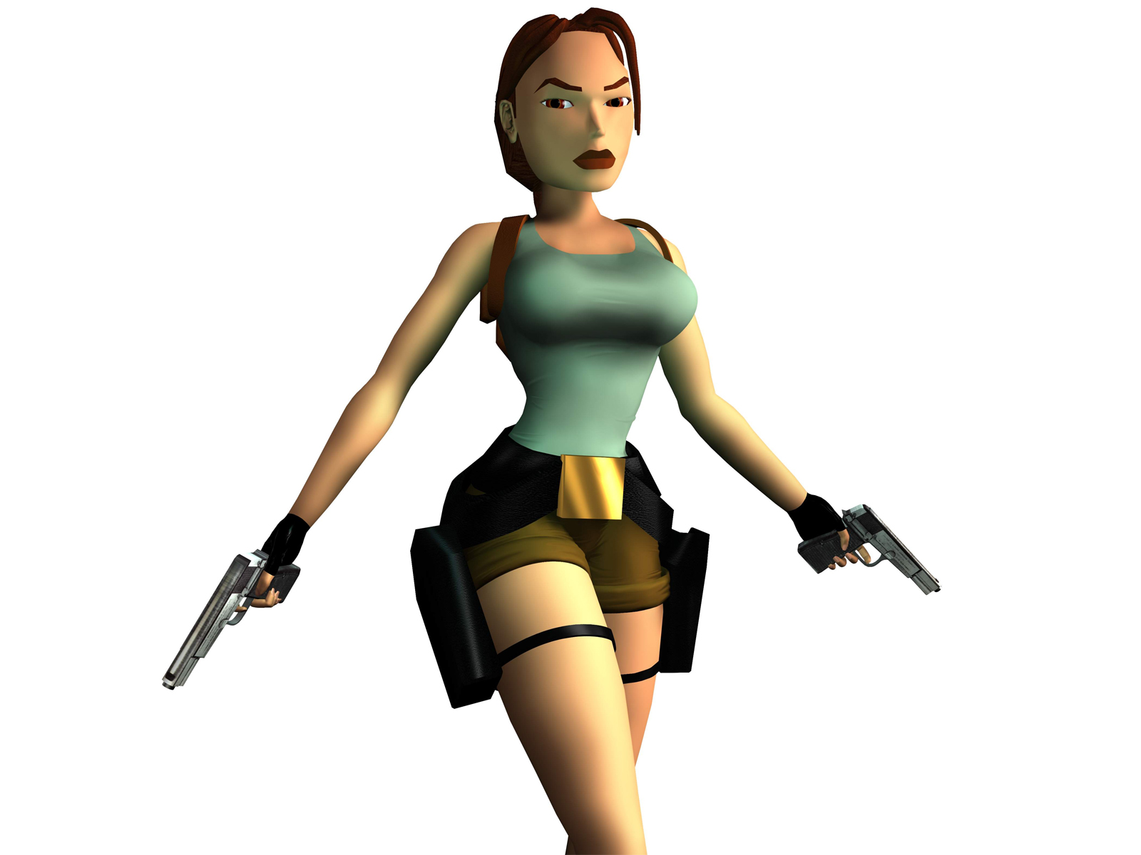 Lara croft old game sexy tube