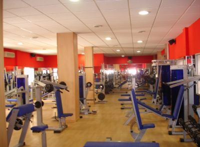 torremolinos gym gimnasio
