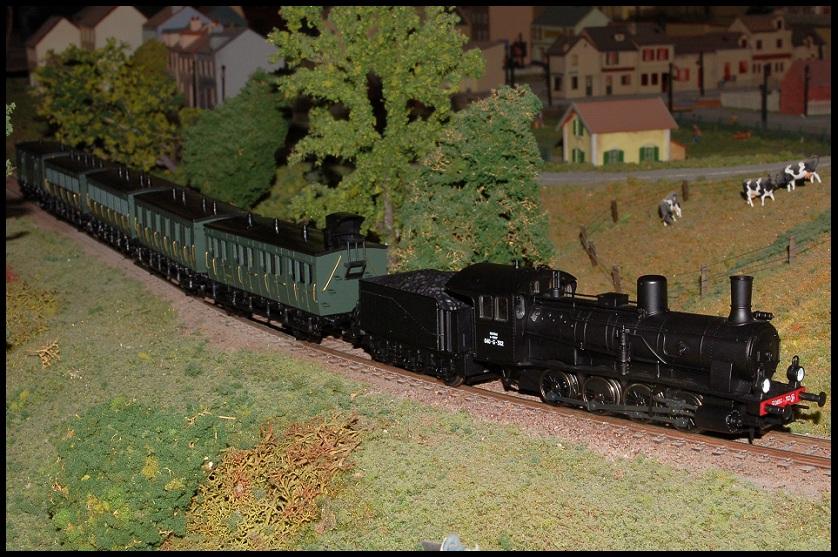 T M V  Trains Miniatures Du Valois