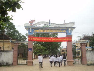 Diễn đàn A1K40 THPT Nguyễn Trung Thiên