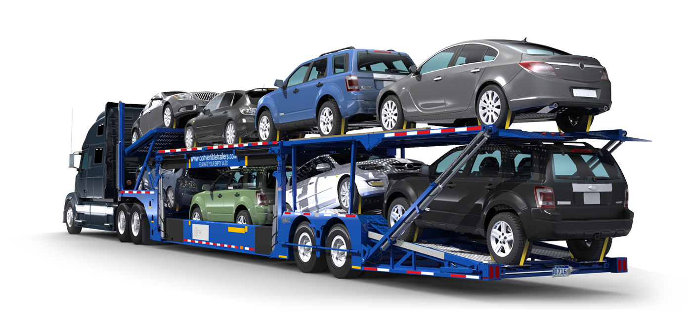 Truck driver worldwide auto carriers for Car carriage
