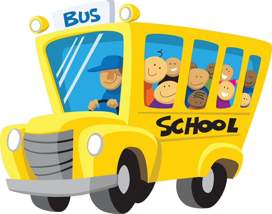 Znalezione obrazy dla zapytania autobus szkolny rysunek