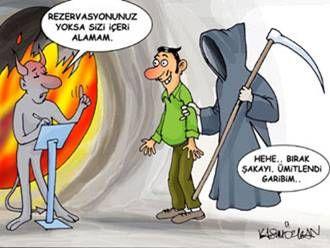Karikatürler komik karikatürler