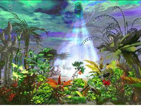 De tziritzicuaro michoacan para el mundo qu pas con for Cancion en el jardin del eden