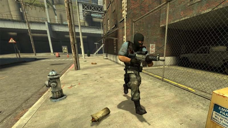 Counter Strike Source 2.5 Türkçe Full Tek Link indir