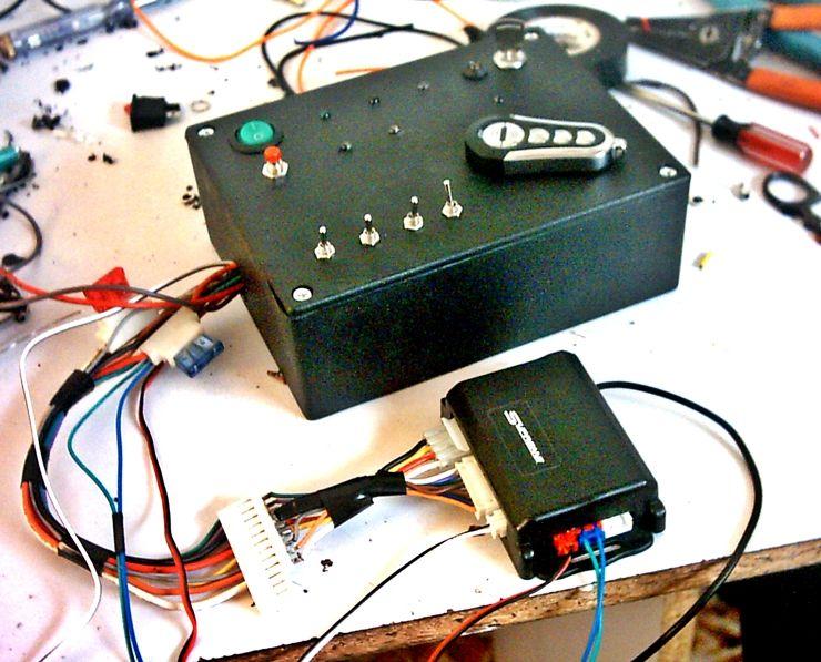 Mejor sonido para tu auto analizador probador de alarmas for Sonido de alarma