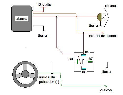 relay with O Conectar El Claxon Con La Alarma Del Auto on o Conectar El Claxon Con La Alarma Del Auto as well VW Tech Article Turn Signal Switches Relays moreover Controlar Rele Con Transistor further Hella Twin Supertone Horns besides 220800271878.