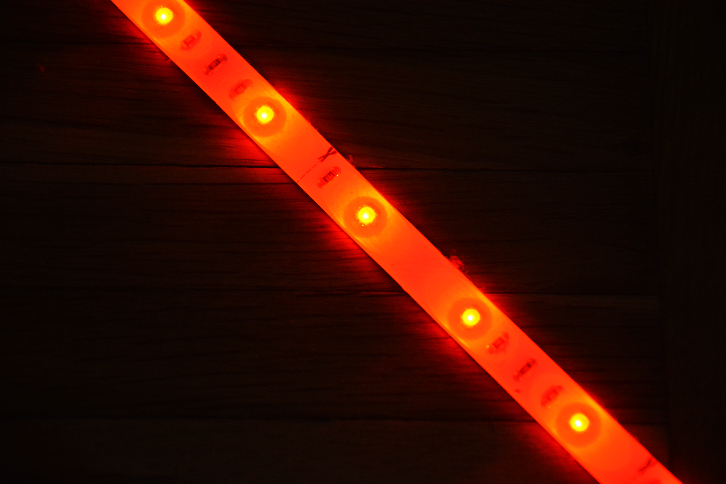 LED rot