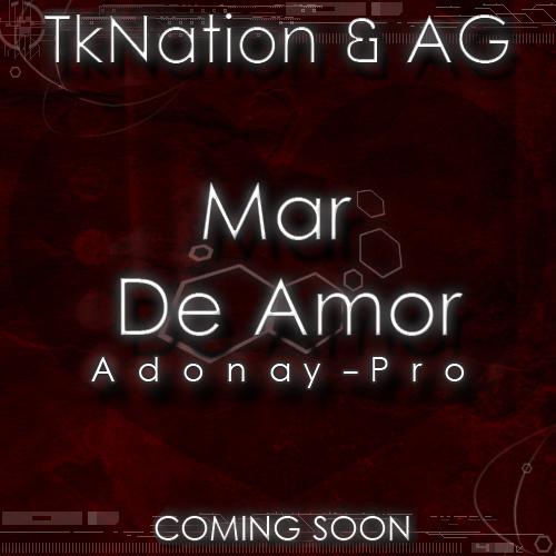 """TkNation & AG planean el lanzamiento de su nuevo sencillo """"Mar De Amor"""" Mardeamorcovercoming"""