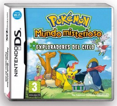 Carta secreta pokemon mundo misterioso exploradores del tiempo semilla oro