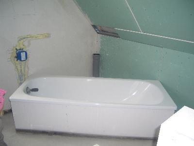 unsere baustelle fenster elektro sanit r vorinstallation putz und estrich. Black Bedroom Furniture Sets. Home Design Ideas