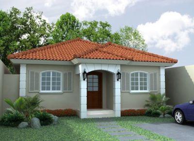 Urbanizacion campo abierto casas modelo for Modelo de casa de campo