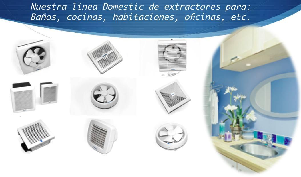 Extractor De Baño Funcionamiento:APLICACIÓN ES PARA LA RENOVACIÓN EN ESPACIOS, VENTILACIÓN DE