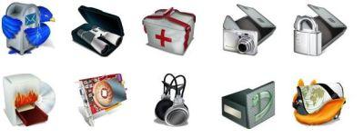 Pack  de iconos :: Iconos
