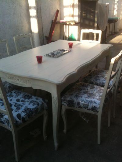 muebles normando blancos 20170822074208 On comedor normando