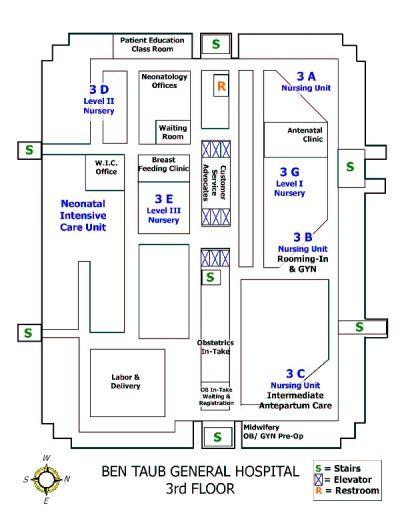 Hospital Administrator Hospital Layout I