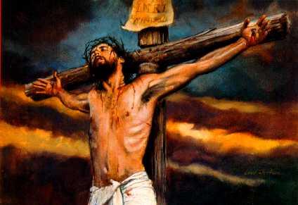 vida y muerte de jesus cristo: