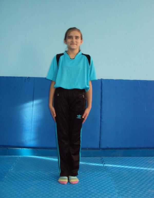 1.esas temel cimnastik duruşları JİMNASTİK DURUŞLARI